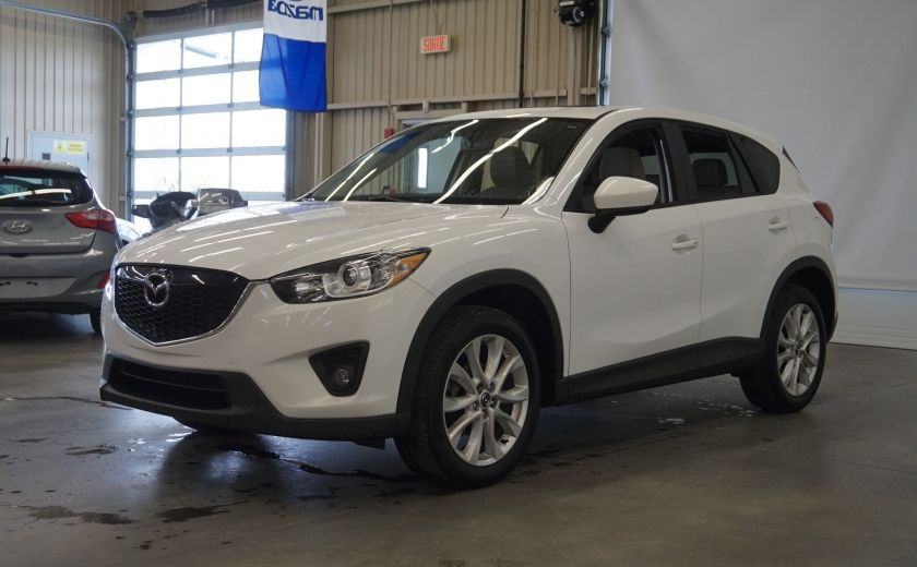 2013 Mazda CX 5 GT AWD (toit ouvrant-caméra) #2