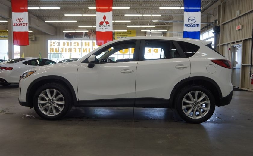 2013 Mazda CX 5 GT AWD (toit ouvrant-caméra) #3