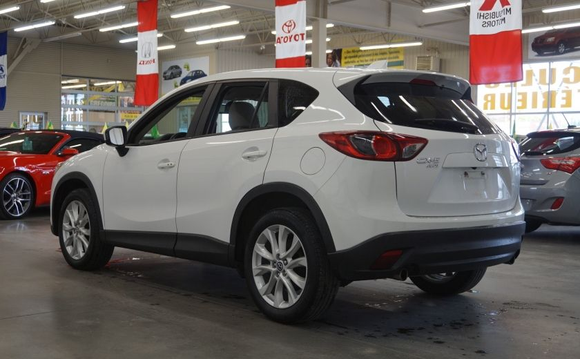 2013 Mazda CX 5 GT AWD (toit ouvrant-caméra) #4