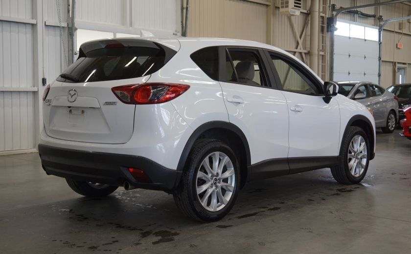 2013 Mazda CX 5 GT AWD (toit ouvrant-caméra) #6