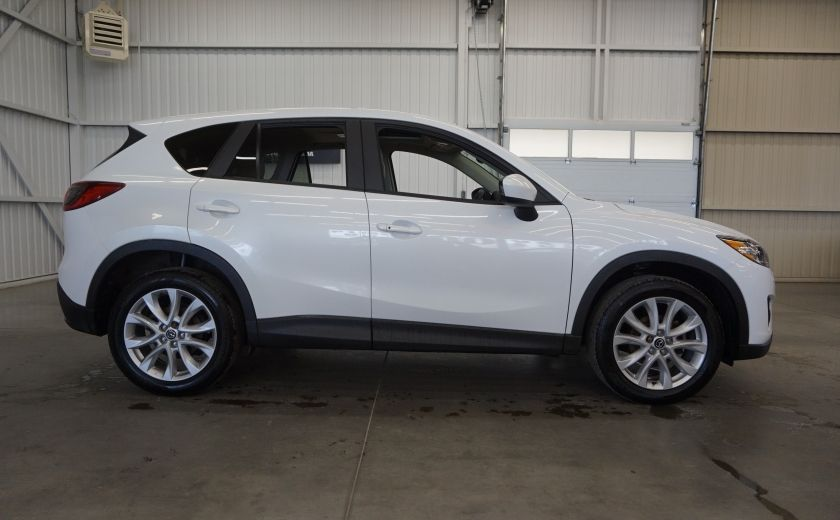 2013 Mazda CX 5 GT AWD (toit ouvrant-caméra) #7