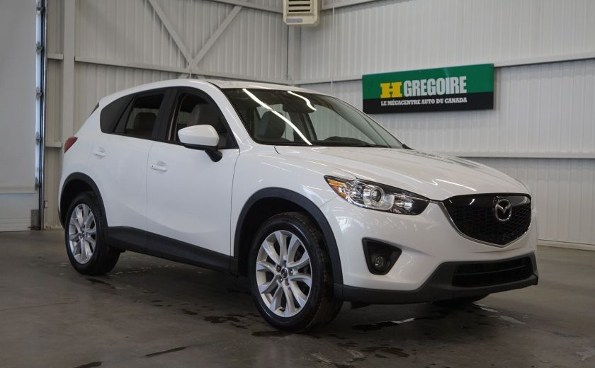 2013 Mazda CX 5 GT AWD (toit ouvrant-caméra) #33