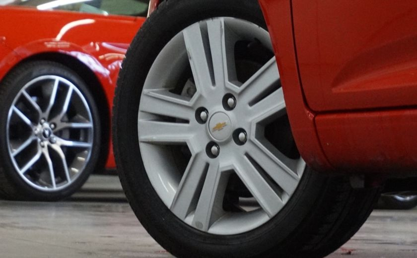 2015 Chevrolet Spark LT #31