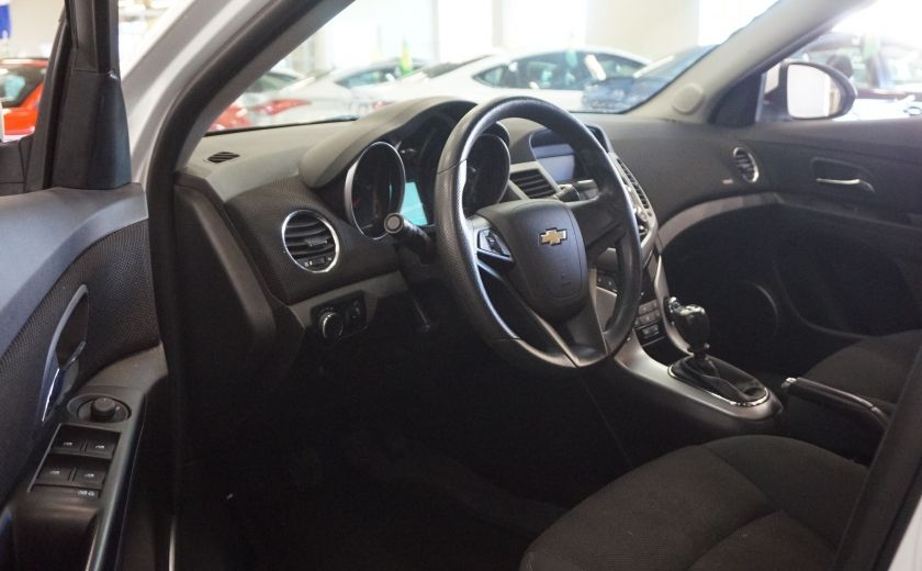 2012 Chevrolet Cruze LT 1.4L Turbo #8