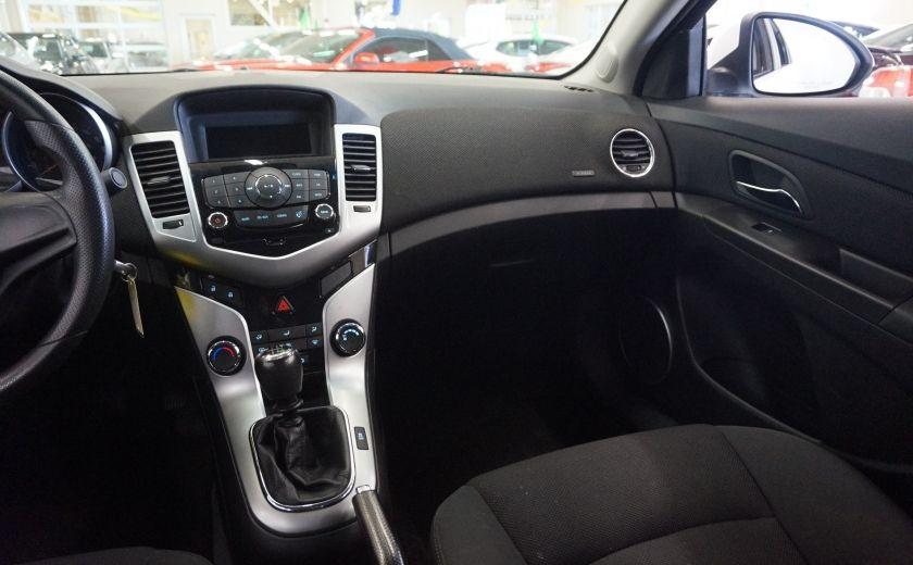 2012 Chevrolet Cruze LT 1.4L Turbo #9
