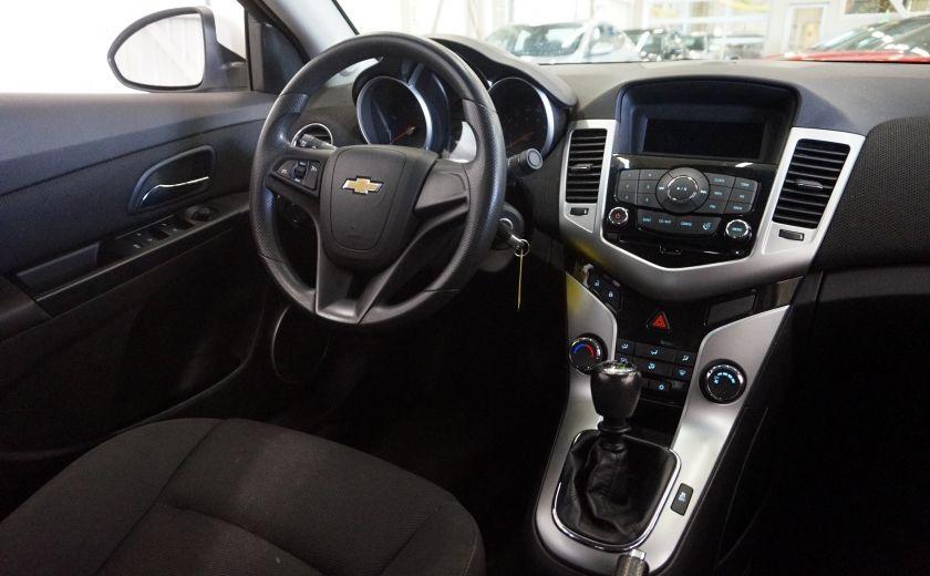 2012 Chevrolet Cruze LT 1.4L Turbo #11