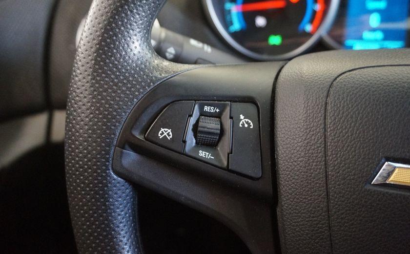 2012 Chevrolet Cruze LT 1.4L Turbo #12