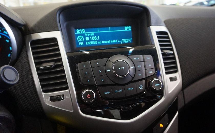 2012 Chevrolet Cruze LT 1.4L Turbo #14