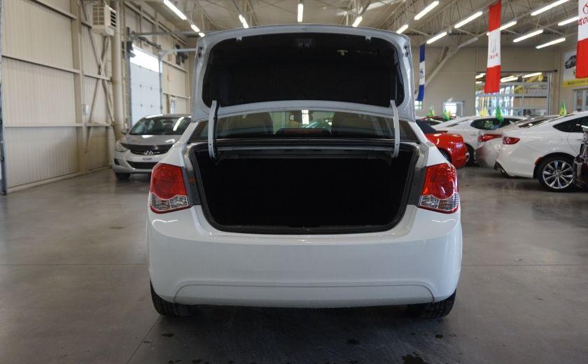 2012 Chevrolet Cruze LT 1.4L Turbo #20