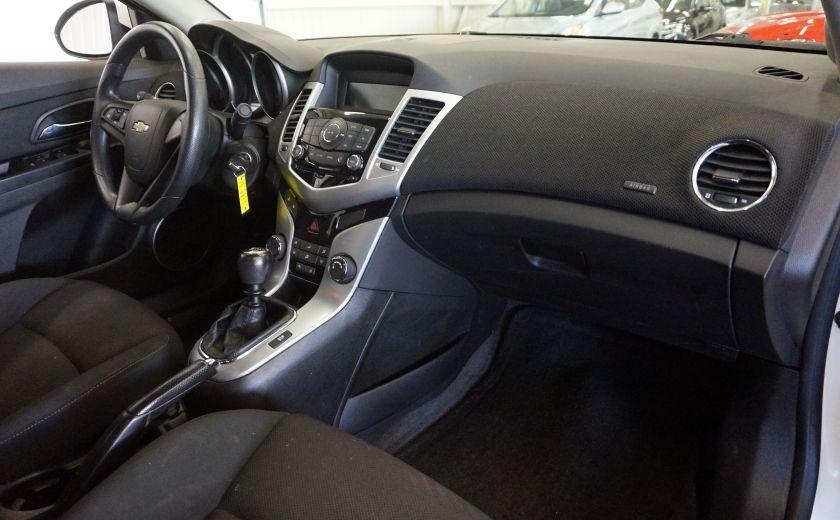 2012 Chevrolet Cruze LT 1.4L Turbo #25