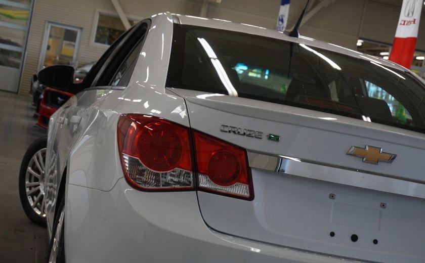 2012 Chevrolet Cruze LT 1.4L Turbo #28