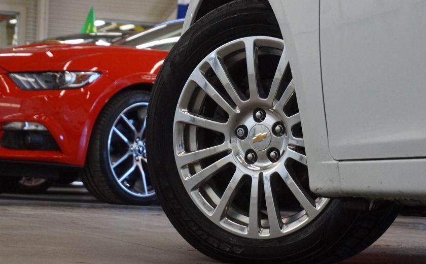 2012 Chevrolet Cruze LT 1.4L Turbo #29