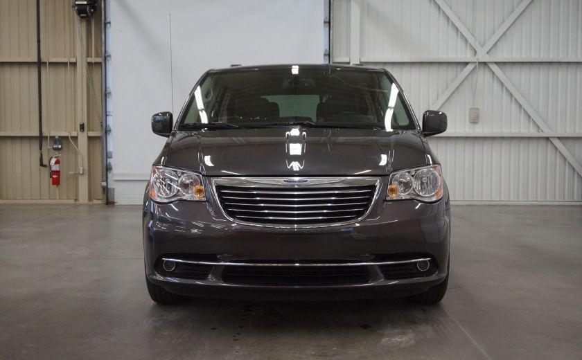 2016 Chrysler Town And Country Touring (cuir-caméra de recul) #1