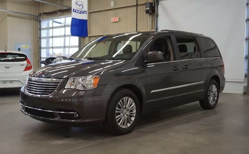 2016 Chrysler Town And Country Touring (cuir-caméra de recul) #2