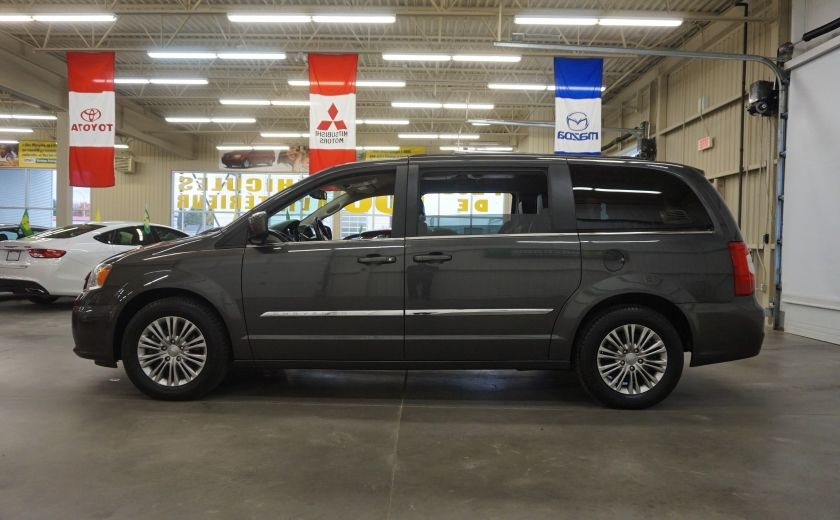 2016 Chrysler Town And Country Touring (cuir-caméra de recul) #3