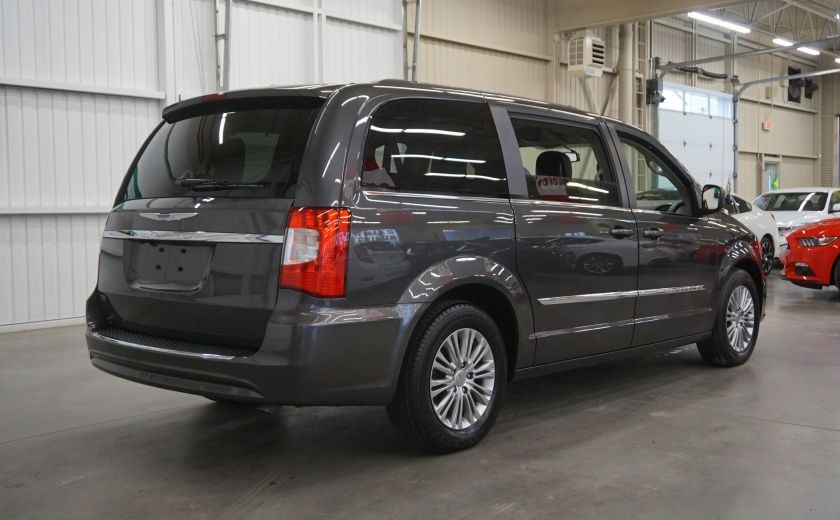 2016 Chrysler Town And Country Touring (cuir-caméra de recul) #6