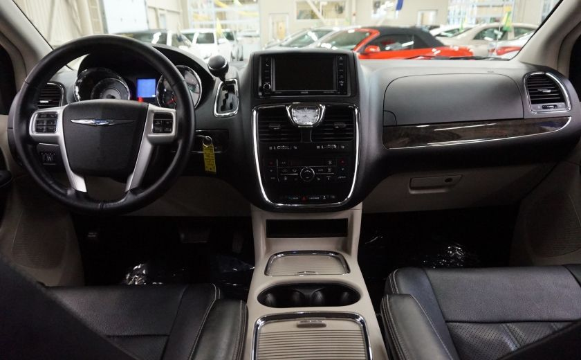 2016 Chrysler Town And Country Touring (cuir-caméra de recul) #10