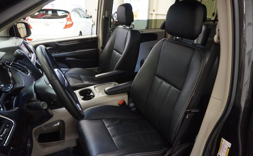 2016 Chrysler Town And Country Touring (cuir-caméra de recul) #22