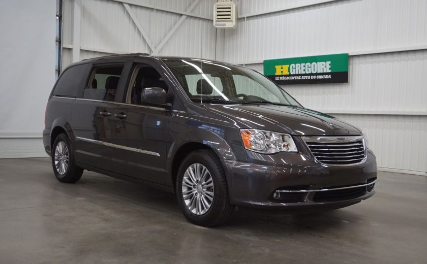 2016 Chrysler Town And Country Touring (cuir-caméra de recul) #38