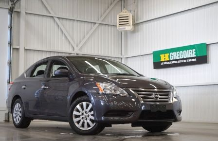 2015 Nissan Sentra S in New Richmond