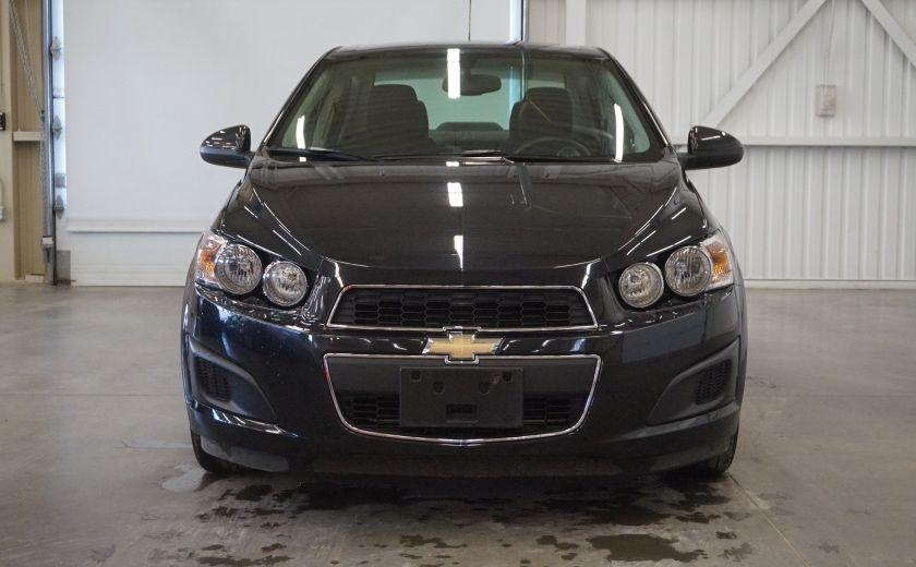 2015 Chevrolet Sonic LT #1