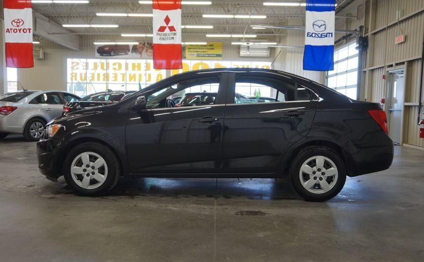 2015 Chevrolet Sonic LT #3