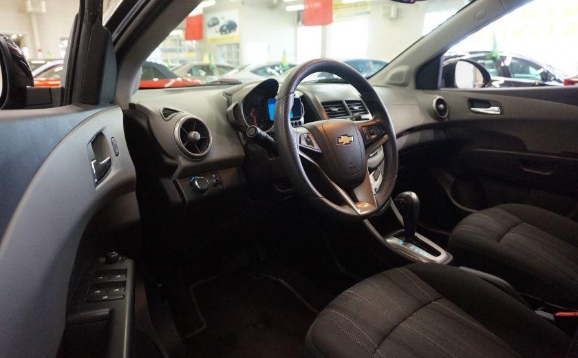 2015 Chevrolet Sonic LT #8