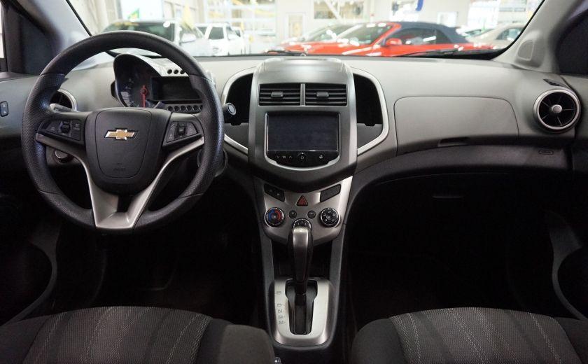 2015 Chevrolet Sonic LT #10
