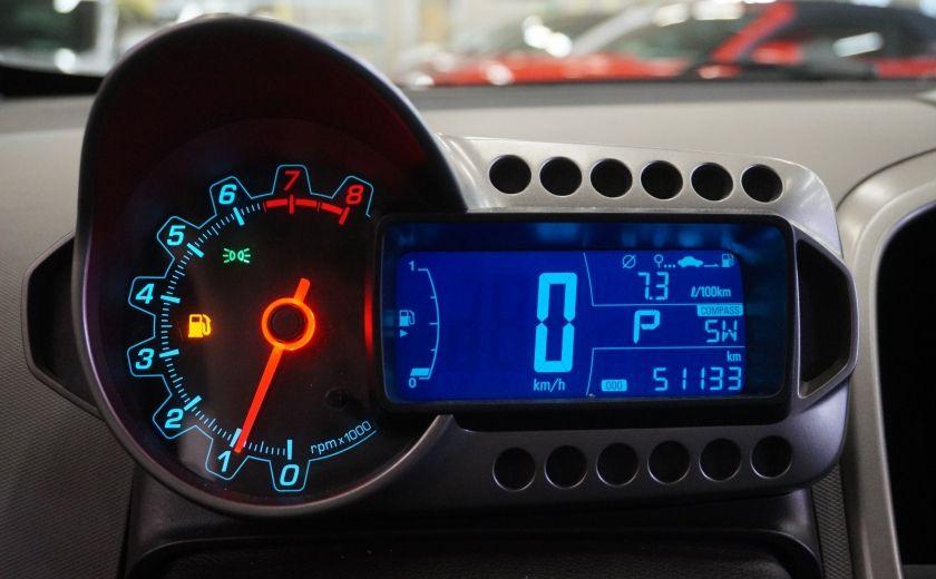 2015 Chevrolet Sonic LT #14
