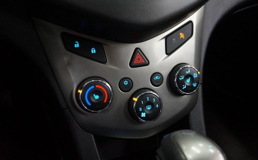 2015 Chevrolet Sonic LT #16