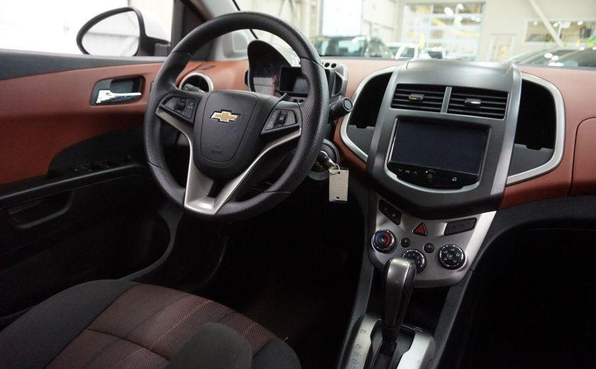2015 Chevrolet Sonic LT (caméra de recul) #12