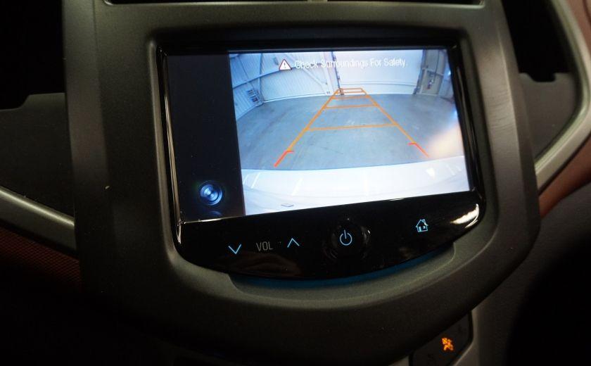 2015 Chevrolet Sonic LT (caméra de recul) #17