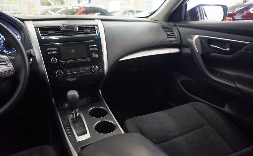 2015 Nissan Altima 2.5 S (caméra de recul) #9