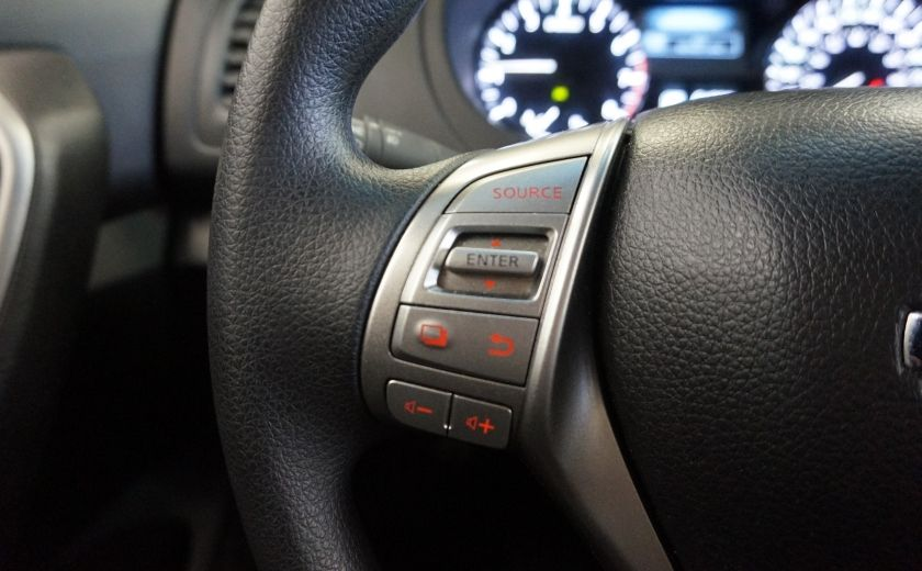 2015 Nissan Altima 2.5 S (caméra de recul) #12