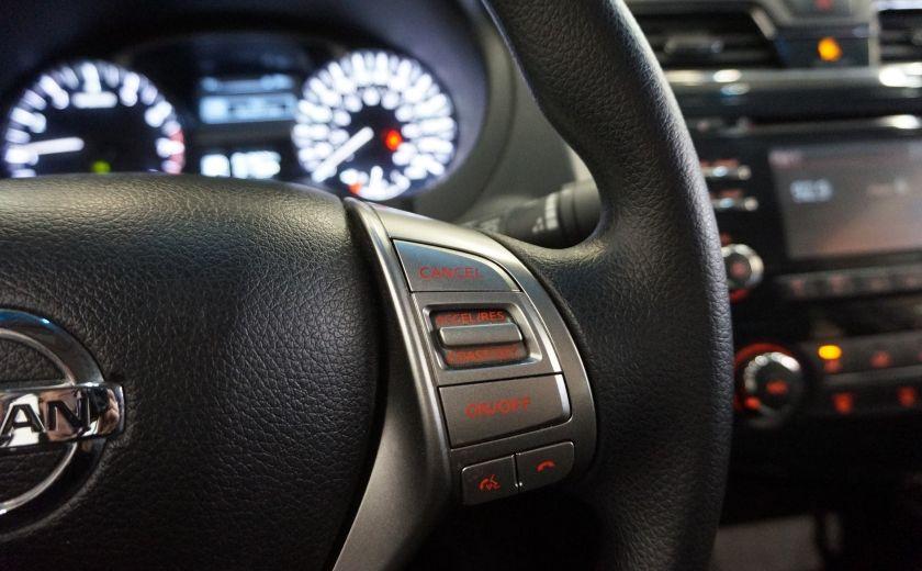 2015 Nissan Altima 2.5 S (caméra de recul) #13