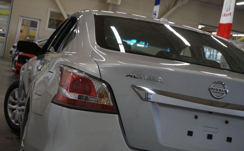 2015 Nissan Altima 2.5 S (caméra de recul) #30