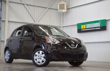 2015 Nissan MICRA S in Longueuil
