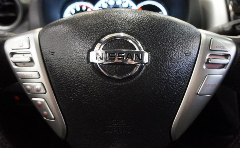 2015 Nissan Versa SV (caméra de recul) #12