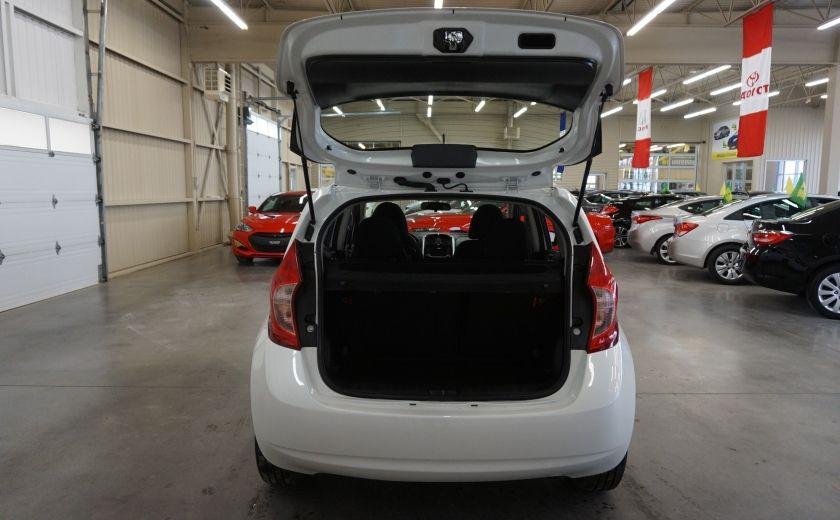 2015 Nissan Versa SV (caméra de recul) #22