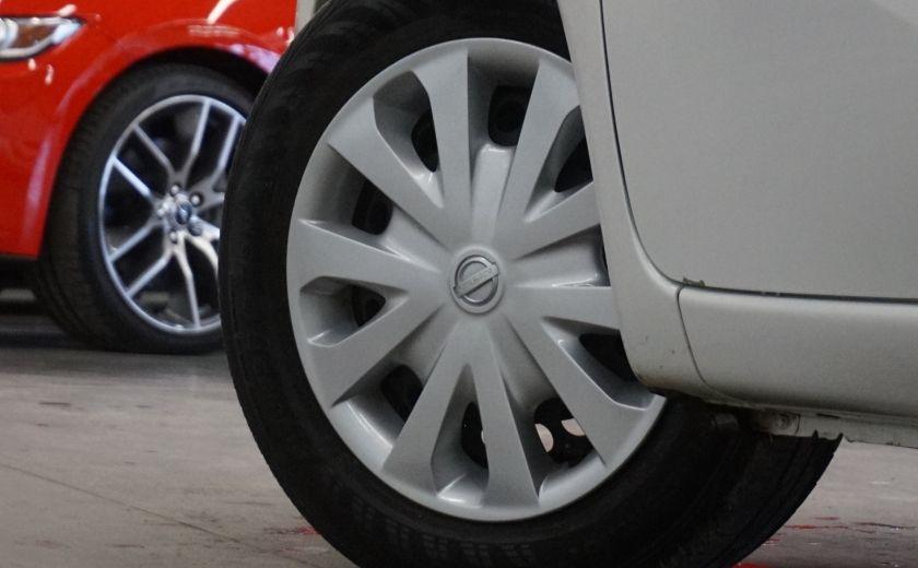 2015 Nissan Versa SV (caméra de recul) #33