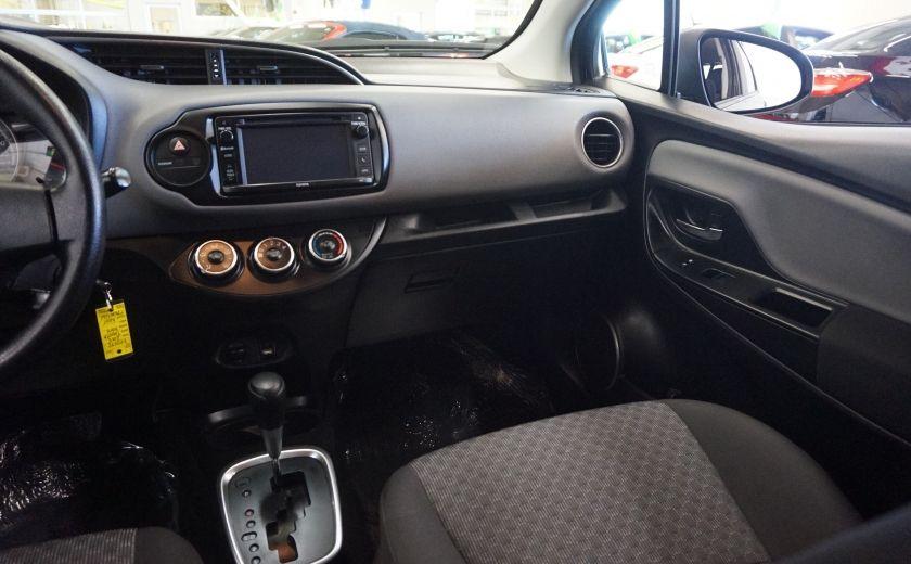 2015 Toyota Yaris LE #9