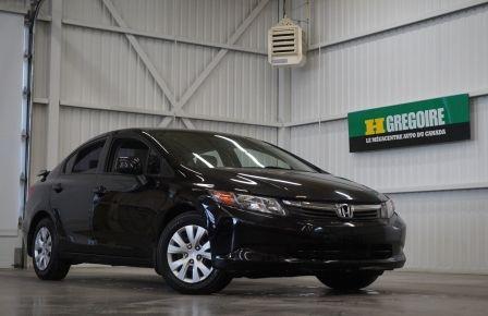 2012 Honda Civic LX in Drummondville