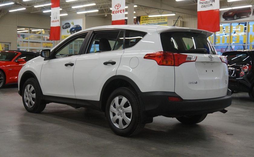 2013 Toyota Rav 4 LE AWD #4