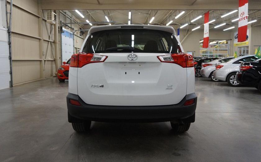 2013 Toyota Rav 4 LE AWD #5