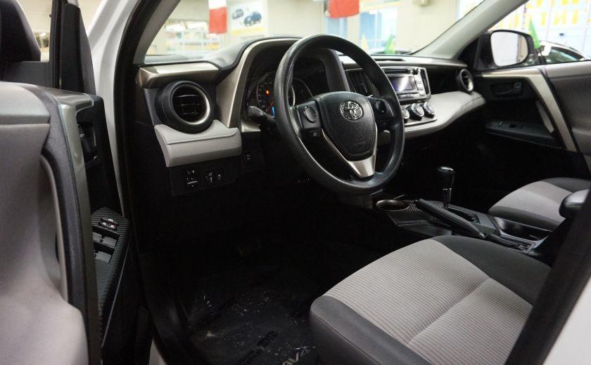 2013 Toyota Rav 4 LE AWD #8
