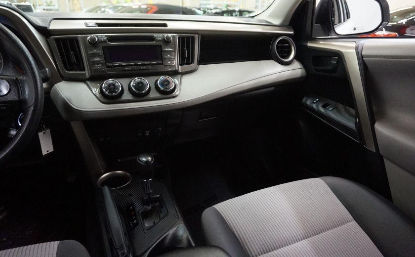 2013 Toyota Rav 4 LE AWD #9
