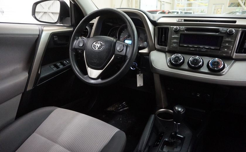 2013 Toyota Rav 4 LE AWD #11