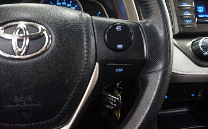 2013 Toyota Rav 4 LE AWD #13
