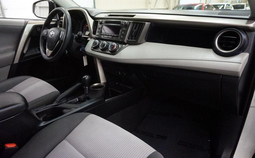 2013 Toyota Rav 4 LE AWD #27