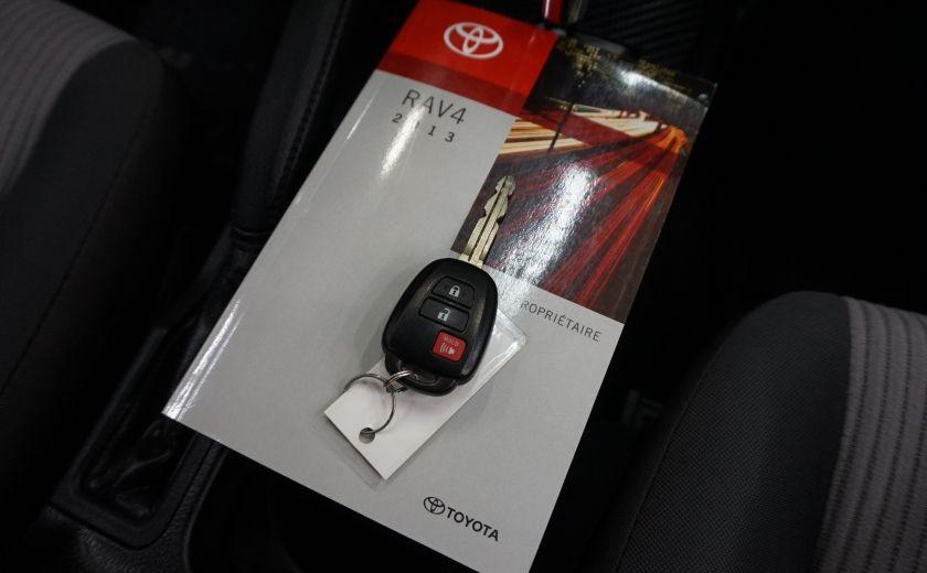 2013 Toyota Rav 4 LE AWD #28